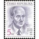 0038 - 110. výročí narození Edvarda Beneše