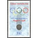0167 - XVIII. zimní olympijské hry Nagano 1998