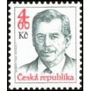 0168 - Prezident ČR Václav Havel