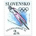 0026 - XVII. zimní olympijské hry Lillehammer ´94