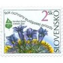 Hořec - Rok ochrany evropské přírody