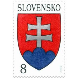 0001 - Slovenský státní znak