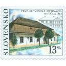 Budova prvního slovenského gymnázia v Martině